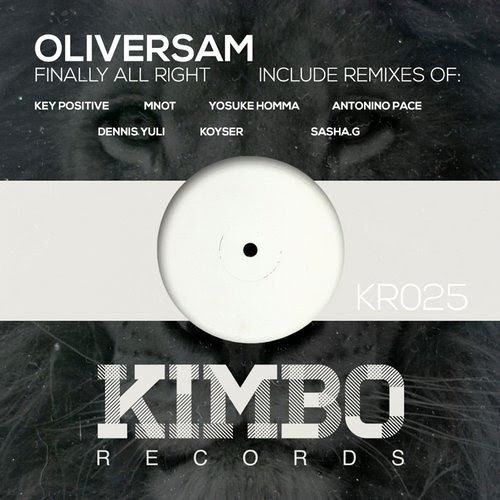 Oliversam - Finally All Right (Original Mix)