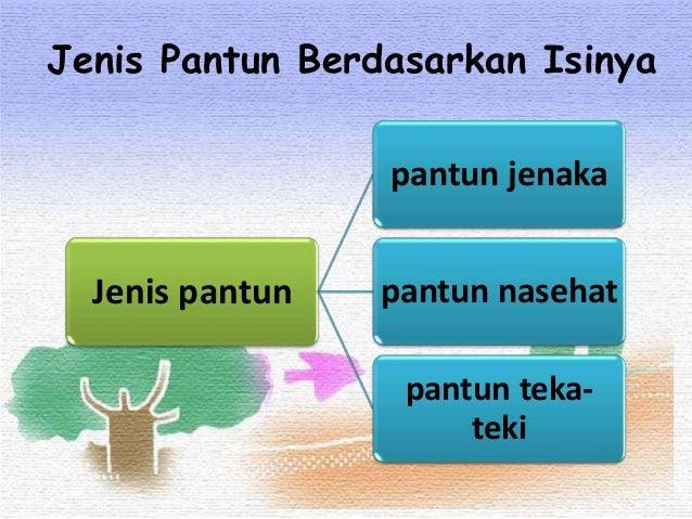 Contoh Pantun Nasehat 1 Bait - Blogefeller