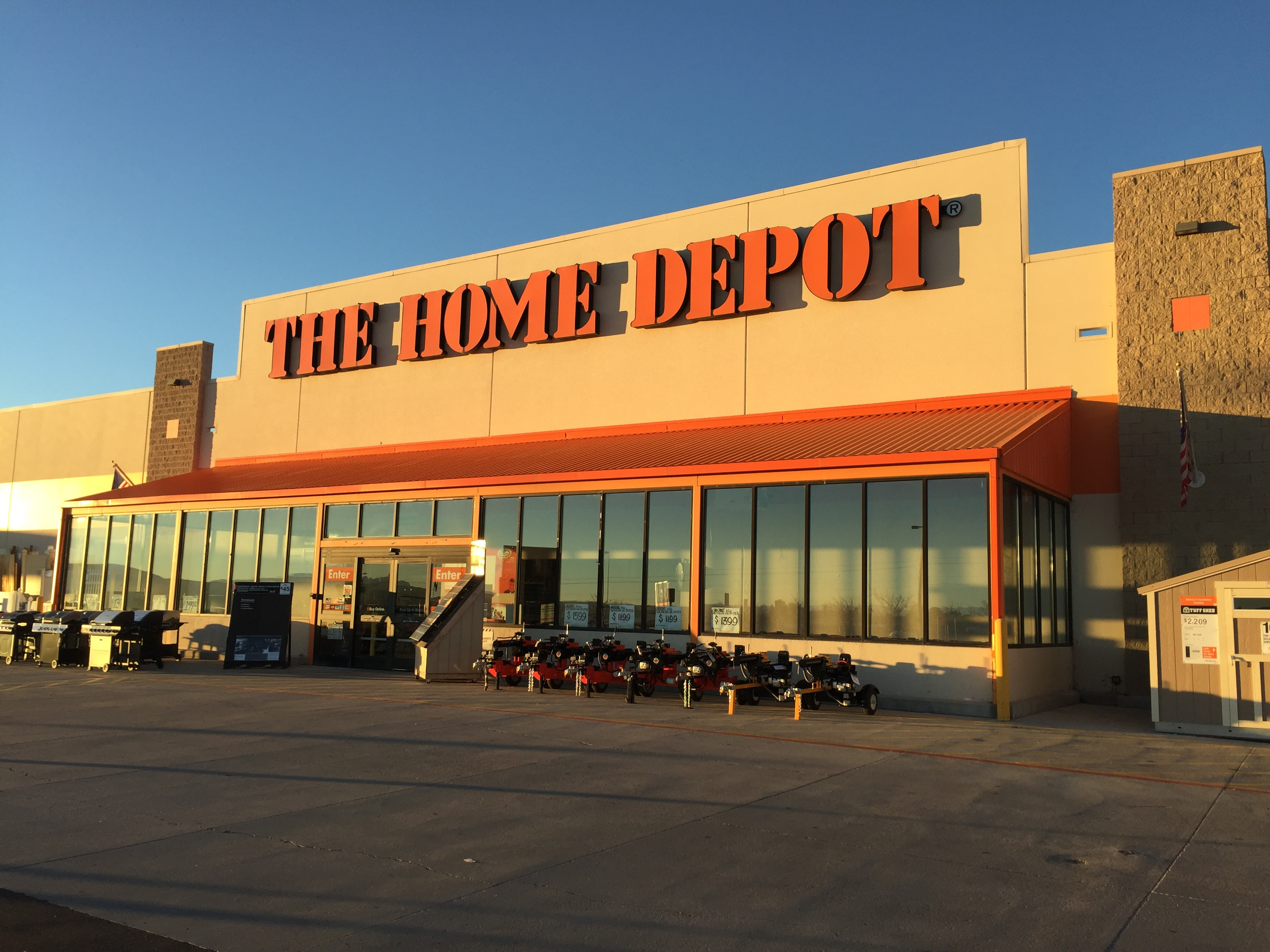 The Home Depot 7700 US 550 NE Rio Rancho, NM Home Depot - MapQuest