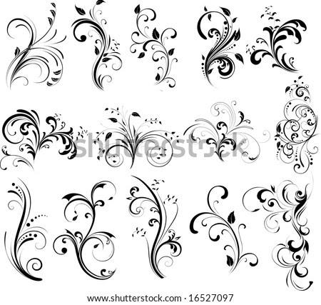 Cool Tattoo Gallery: Hawaiian flower Tattoo Design
