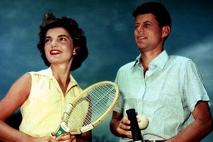 Бывшая любовница Джона Кеннеди сравнила его с Харви Вайнштейном