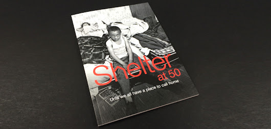 Shelter at 50 Books - printed by Ex Why Zed