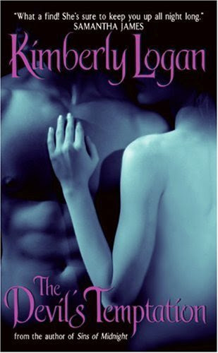 The Devil's Temptation (Daventry Sisters) by Kimberly Logan