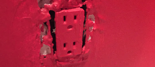Three Reasons NOT to paint Outlets and Switches > Safety > Leviton Blog