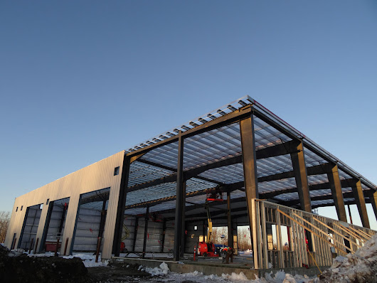 Iron Horse of Steel Buildings: Why Steel is an Important Building Material | MSC Metal Structure Concepts