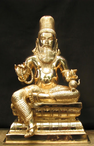 Agastya - The father of Tamil literature