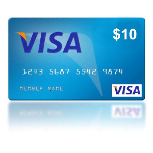 Virtual Visa 12$