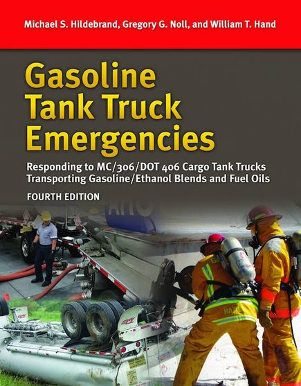 STTS Recommended Book: Gasoline Tank Truck Emergencies, Fourth Edition - Hazardous Materials Training - Safe Transportation Training Specialists