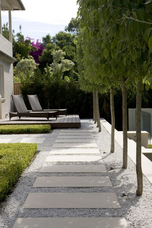 Landscape Design: Squares & Rectangles