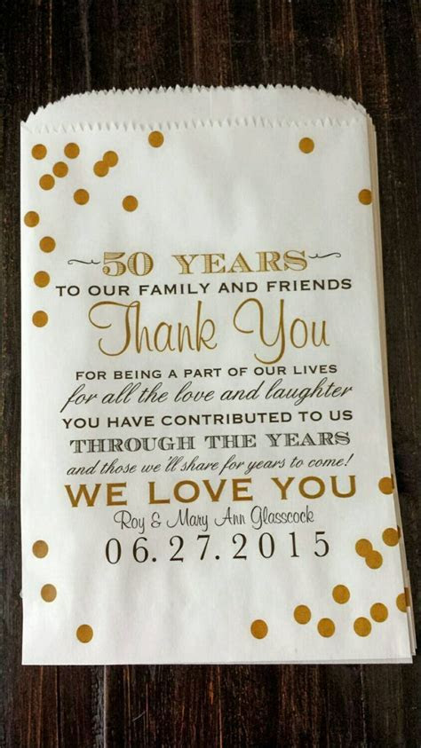 to write on thank you cards    Handy Hints   50th