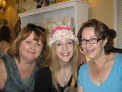 Vintage Emporium:Cheryl, Me & Michelle!