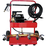 Fire Hose Tester, Pressure Washer, 1.5 In. - 6ATL3
