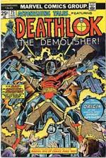 Deathlok Fan Mail
