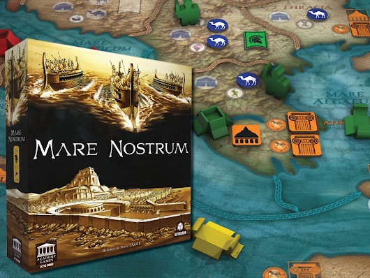 Mare Nostrum - Empires by Uwe Eickert — Kickstarter
