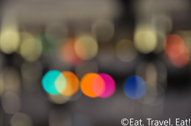 Bokeh at Pacific Place- Central, Hong Kong