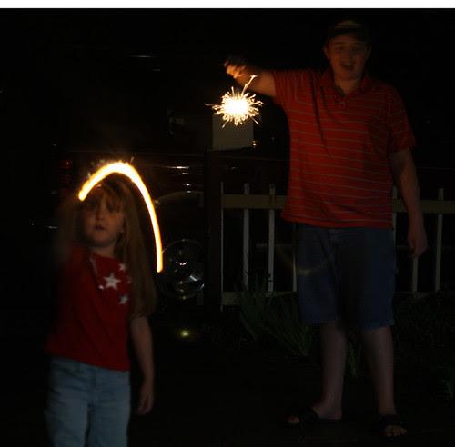 sparklers - mz