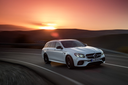 Coming Soon... 2018 Mercedes-AMG E63 S Wagon - 0 to 60 in 3.4 Seconds!