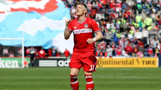 Bastian Schweinsteiger to have Bayern testimonial vs. Chicago Fire |