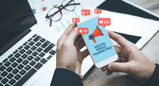 How to Use Social Media Marketing for Your Business Website | Weblinx