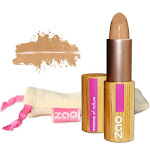 Zao Organic Makeup Concealer Dark Brown 494 0.18 oz.
