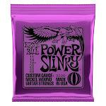 Ernie Ball 2220 Power Slinky Electric Guitar Strings (11-48)