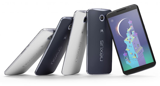 Nexus 6 Detailed Specifications & Reviews