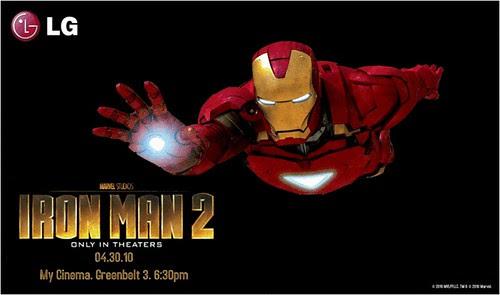 iron man tx