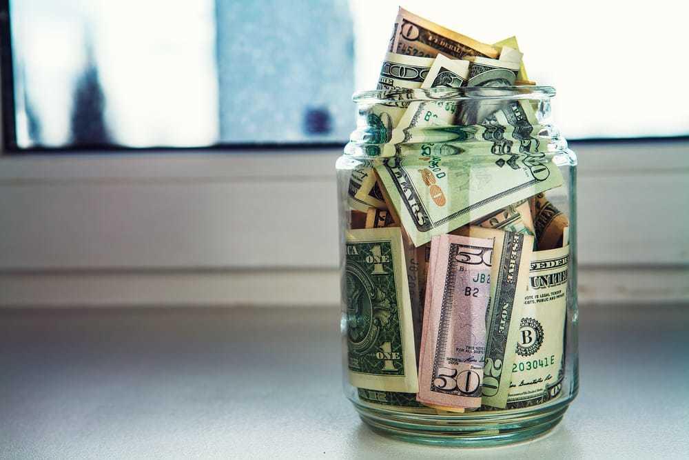 Cash Jar