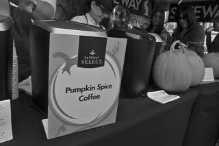 HMB Pumpkin Fest - Pumpkin Spice Coffee