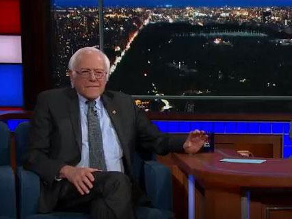 Bernie responds to Clinton criticism: 'You ran against the most unpopular candidate in history and still lost'