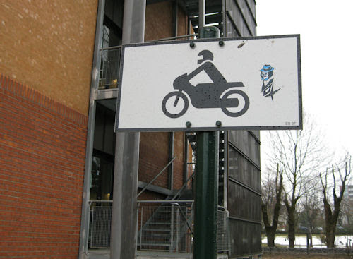 sign :: mopedskilt
