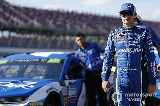 "Kyle Larson says Talladega pace was ""embarrassing at times"""