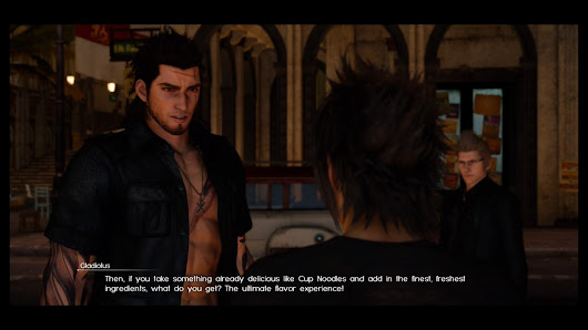 Final Fantasy XV review: it's not really a Final Fantasy game