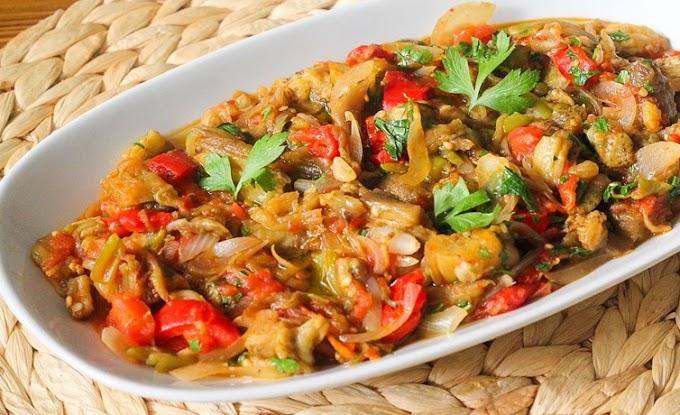 Patlıcan çullama nasıl yapılır enfes bir lezzet! | Beklentiler.com