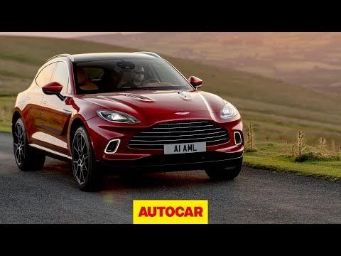 Aston Martin Dbx Review New V8 Aston Suv On Test