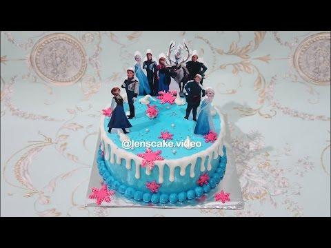 Resep Kue Tart Ulang Tahun Anak Perempuan