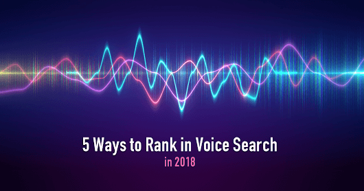 SEO Strategy for Voice Search in 2018