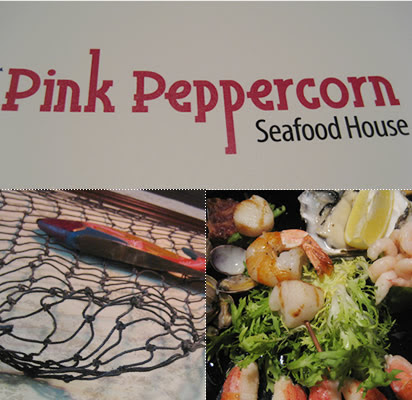 Noshwell    » Pink Peppercorn Seafood House