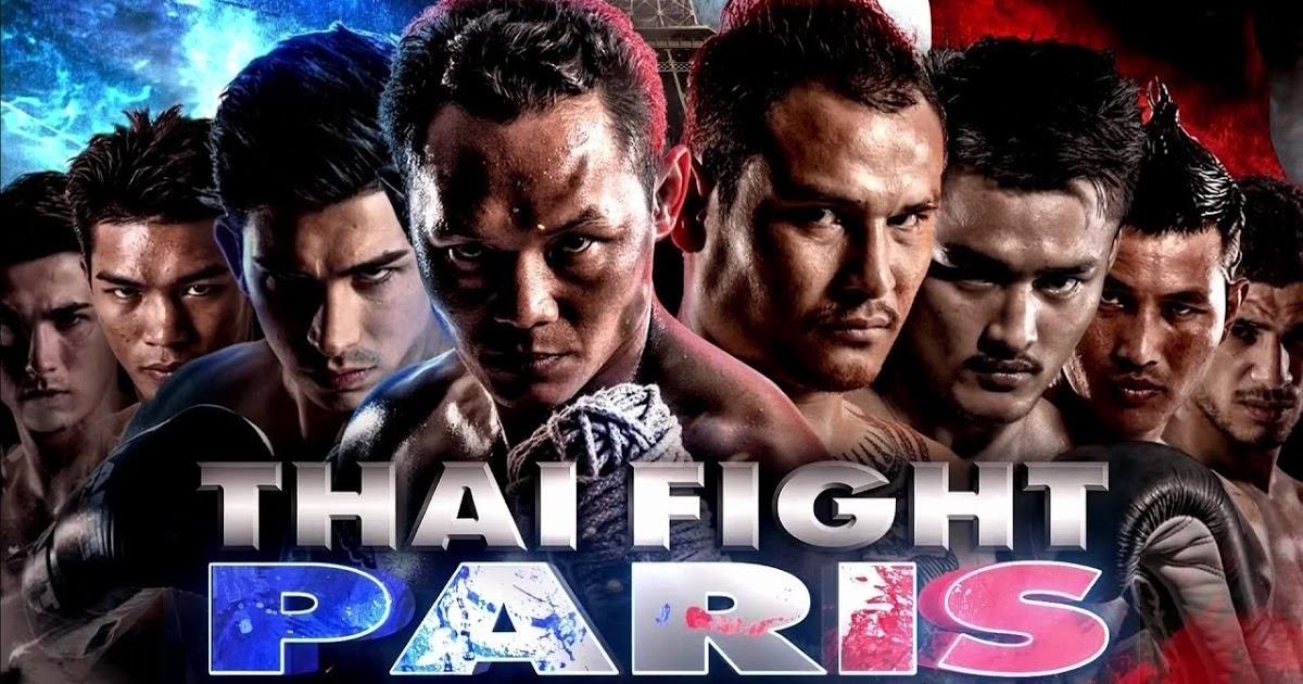 ไทยไฟท์ล่าสุด ปารีส เต็งหนึ่ง ศิษย์เจ๊สายรุ้ง 8 เมษายน 2560 Thaifight paris 2017 http://dlvr.it/P0SsWg https://goo.gl/FAP4kC