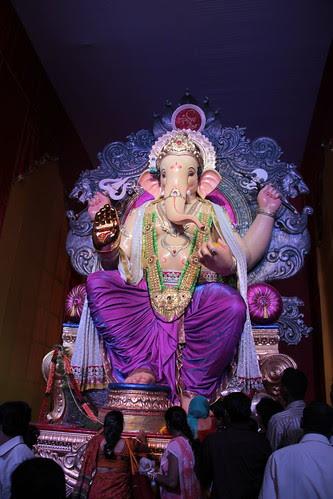 Jai Ganesh, jai Ganesh, jai Ganesh deva Mata jaki Parvati, pita Mahadeva. by firoze shakir photographerno1