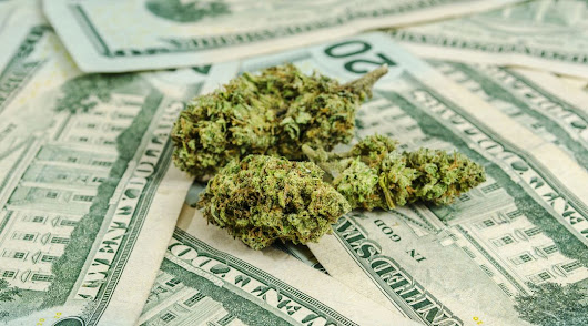 The federal government is taxing marijuana businesses to death