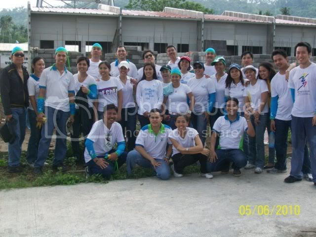 Team Manila Water