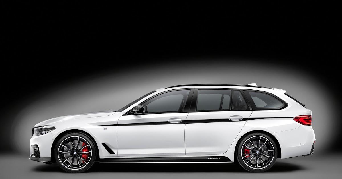 Автофория Bmw 5 серии Touring с M Performance Pack