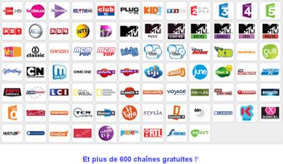 VOO SPORT Elevensport RTL TVI HD  EEN VTM