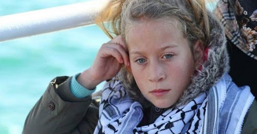Free Ahed Tamimi and all child prisoners