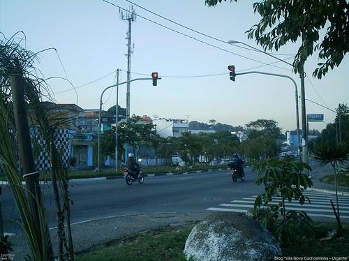 Av. Inajar de Souza X Rua Itupava - Hora: 7,58
