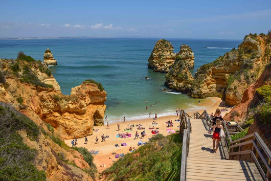 The Algarve Portugal in 3 Perfect Days - Round the World in 30 Days