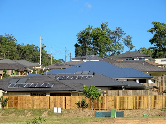 """Nuts"" electricity market drives new rooftop solar boom – with side of battery storage"