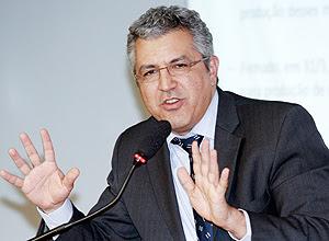 O ministro da Saúde, Alexandre Padilha