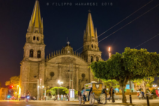 Night in Guadalajara - Wallpapers, backgrounds and more